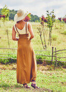Strappy Boho Black or Mustard Skirt