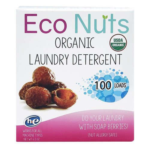 Organic Soap Berries Natural Laundry Detergent