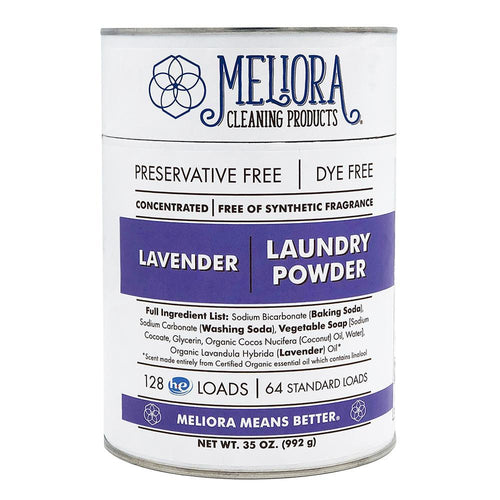 Plastic-Free Laundry Powder
