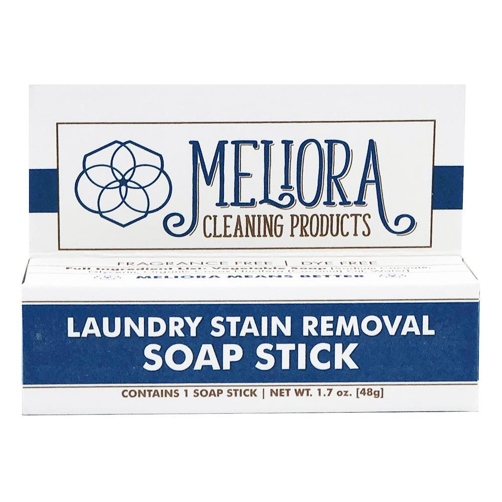 Laundry Stain Removal Soap Stick