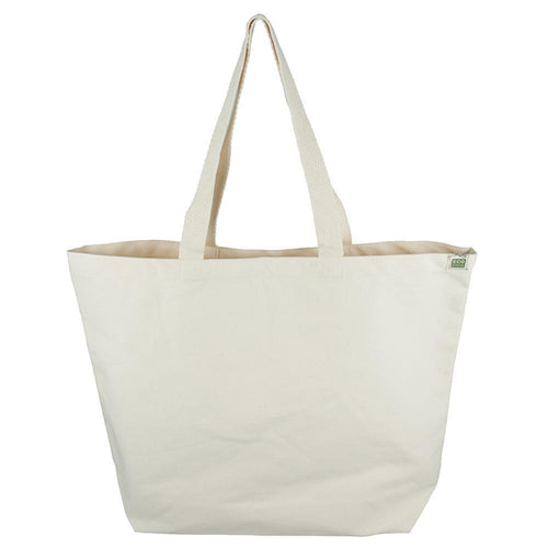 Organic Cotton Shopping Tote