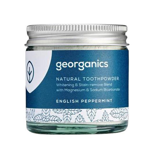 Natural Toothpowder (Tooth Whitener)