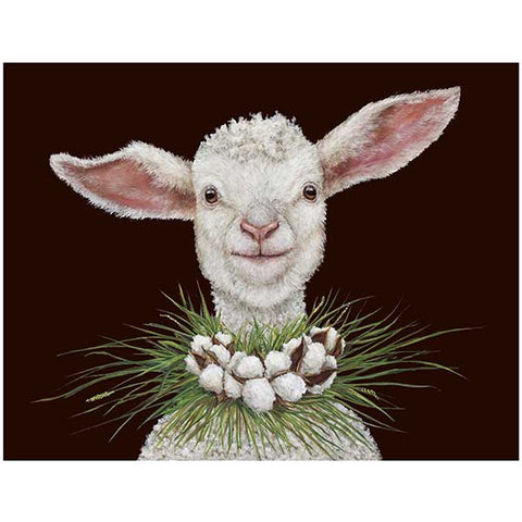"""Elizabeth"" - Greeting or Note Card by Vicki Sawyer"