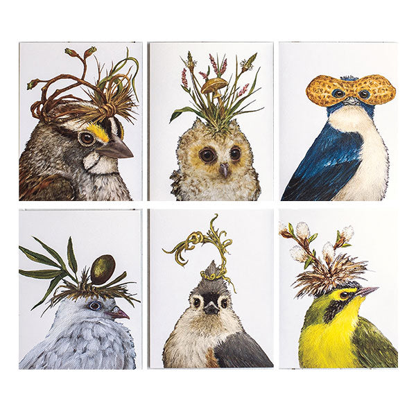 """Songbird Portrait"" Signature Boxed Set - 6 Note Cards"