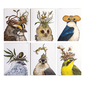 Songbird Portrait Signature Boxed Set - 6 Note Cards