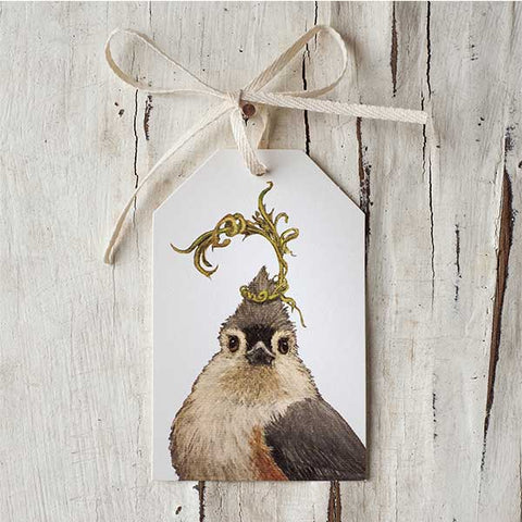 SONGBIRD GIFT TAG - PACK OF 12 by Vicki Sawyer