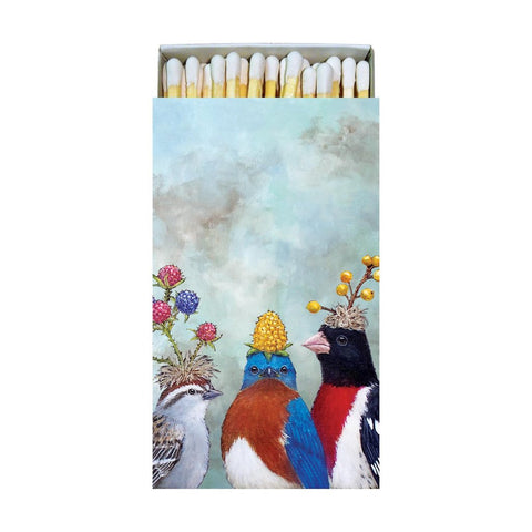 """The Berry Festival""  Gift-Boxed Matches - Vicki Sawyer"
