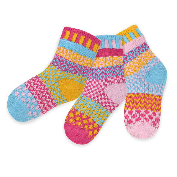 Cuddle Bug Kids - Unisex Crew Socks by Solmate Socks