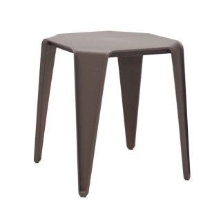 Yatta End Table - Grey
