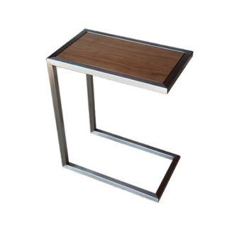 Alfa Walnut End Table