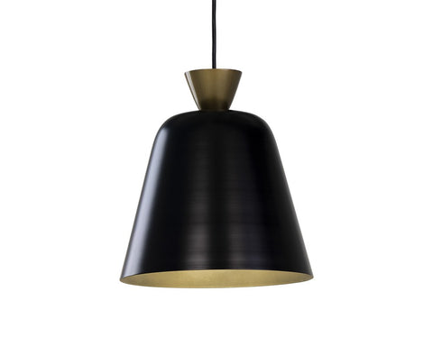 Danica Pendant Light - Bowl Shaped