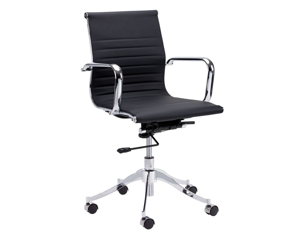 Tyler Office Chair - Onyx