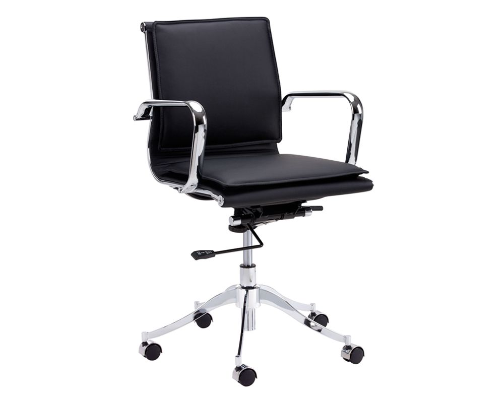 Morgan Office Chair - Onyx