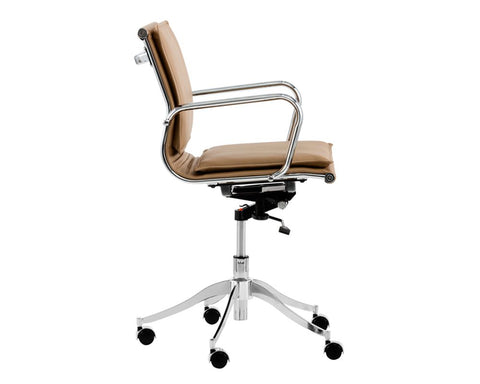 Morgan Office Chair - Tan