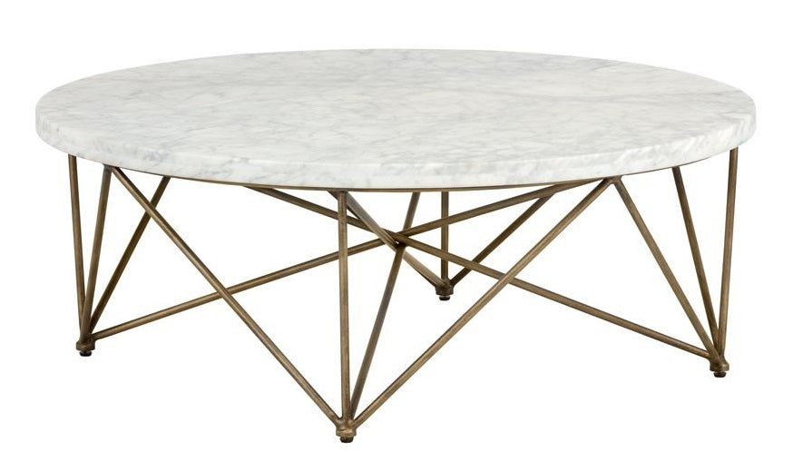 Skyy Coffee Table - Round