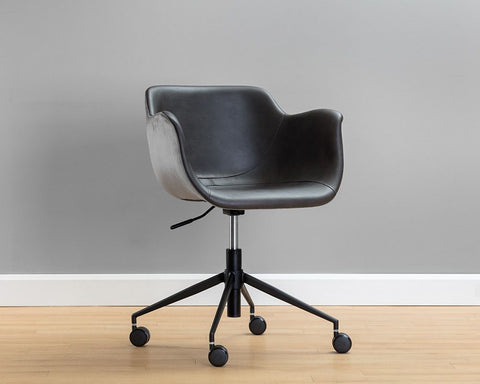 Owen Office Chair - Town Grey / Roman Grey