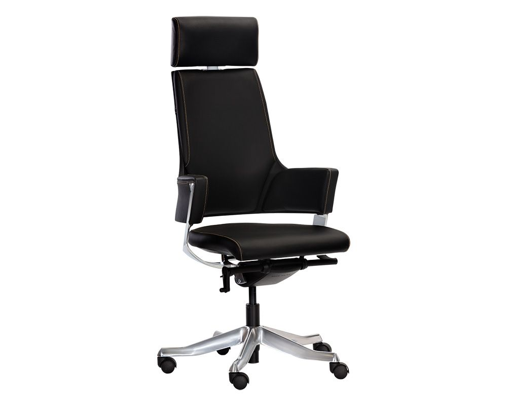 Kremer Office Chair - Black