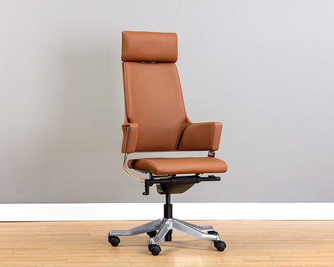 Kremer Office Chair - Tan