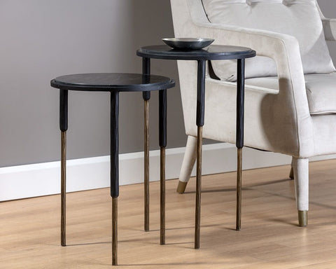 Kyrie Nesting Side Tables