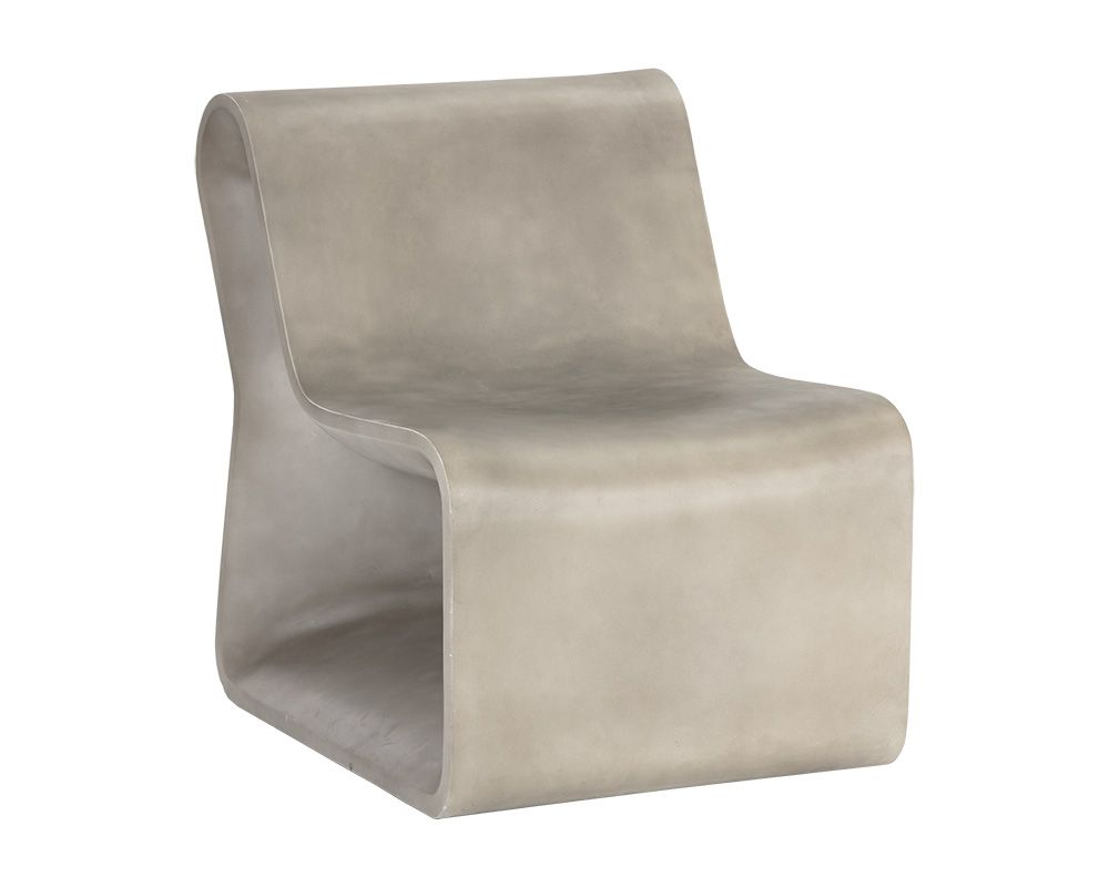 Odyssey Lounge Chair - Grey