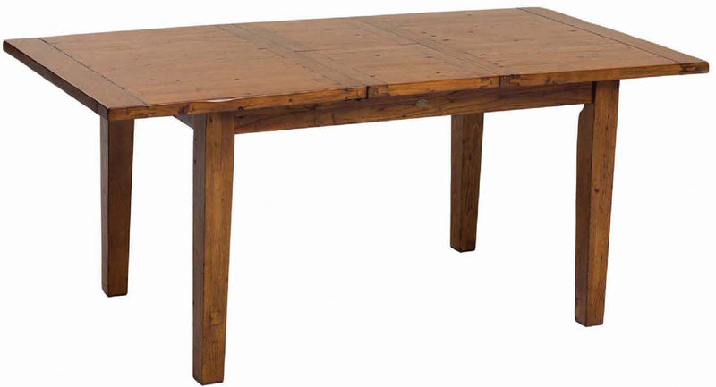 Irish Coast Reclaimed African Dusk Extension Dining Table - Large