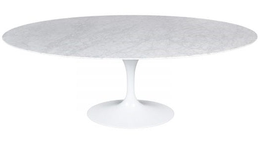 "Saarinen 79"" Oval Dining Table"