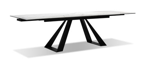 Bridge Carrera Extension Dining Table