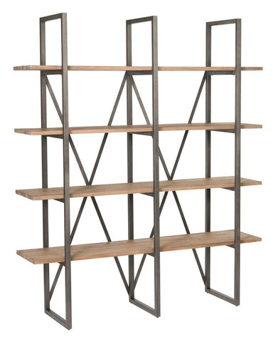 Kenya Cain Large Rack - Watered Grey/Steel