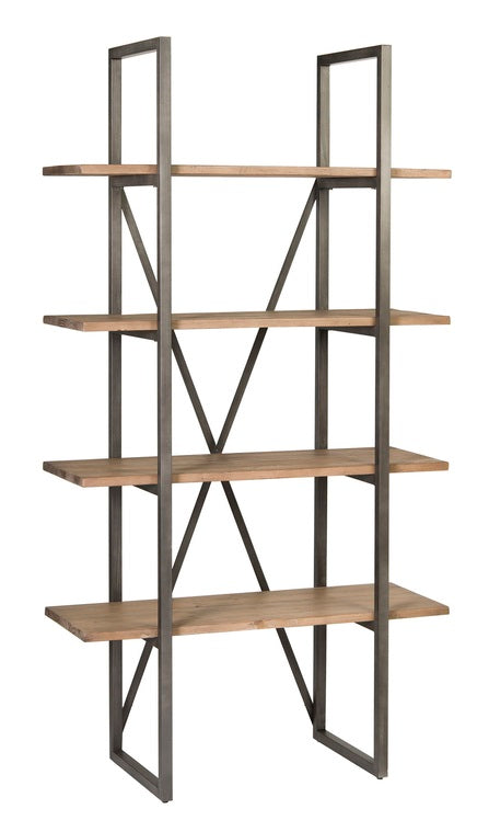 Cain Reclaimed Wood Small Rack