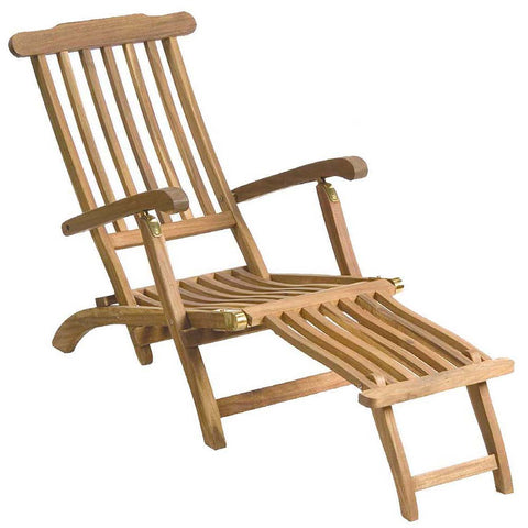 Gardenia Deck Chair