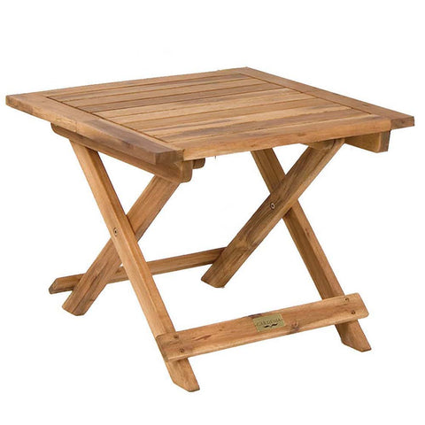 Gardenia Folding End Table