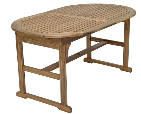 Gardenia Oval Extendable Table
