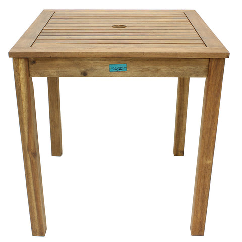 Gardenia Condo Square Table
