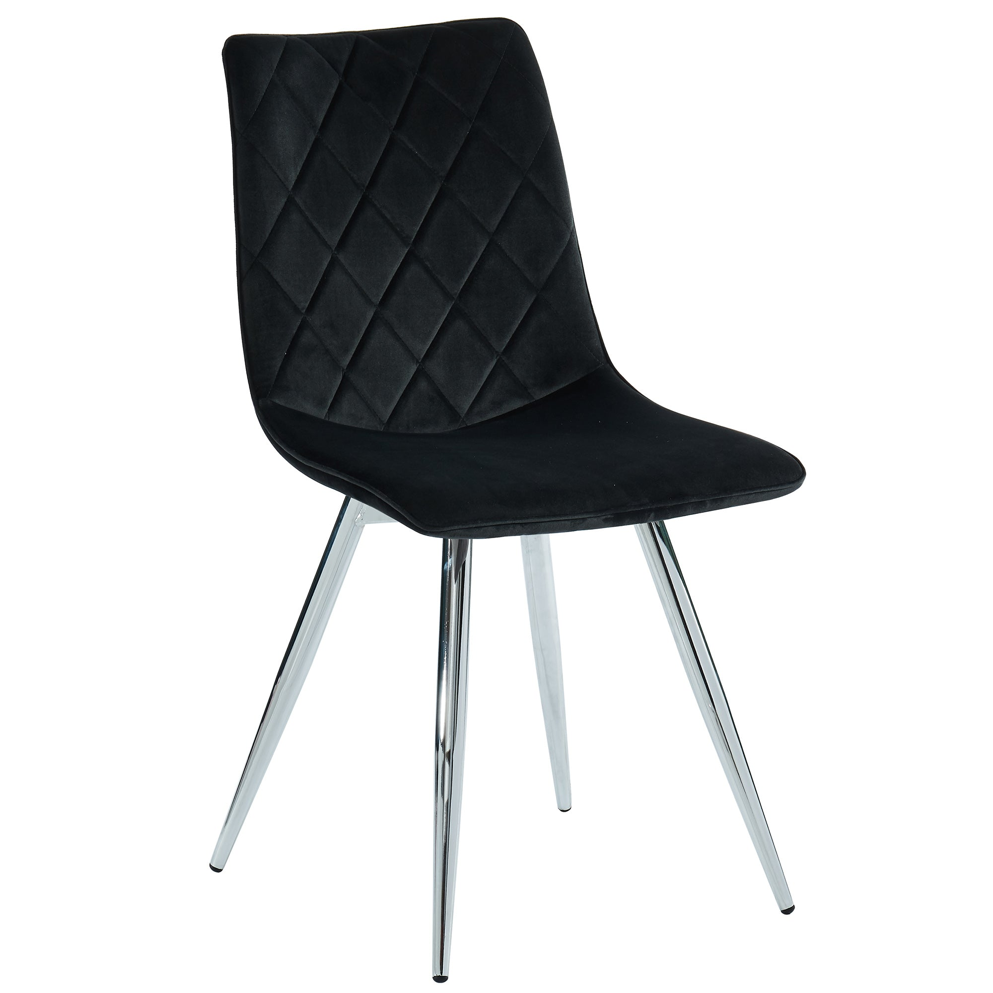 Marlo Dining Chair - Black