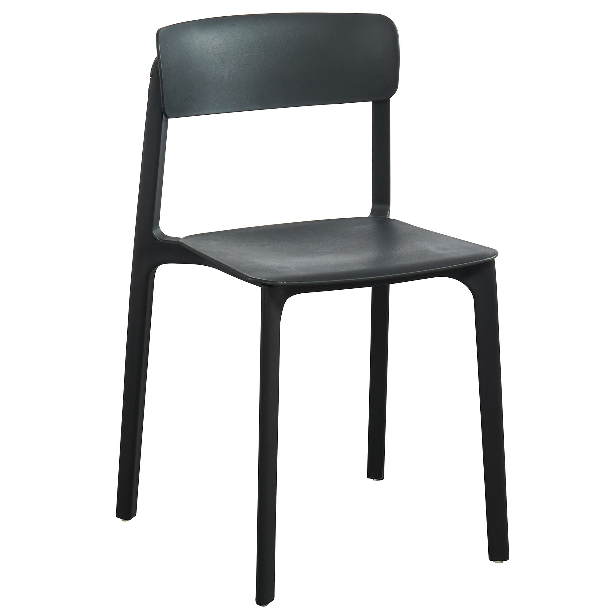 Bruno Dining Chair - Black