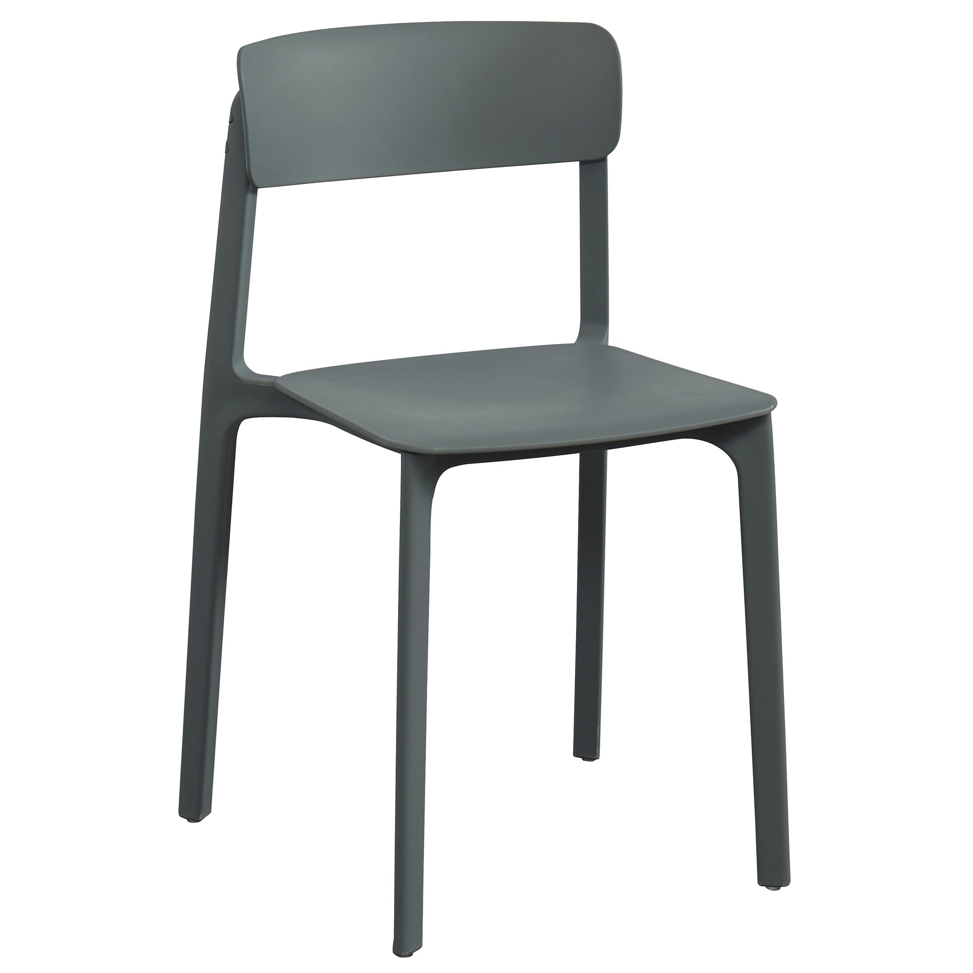Bruno Dining Chair - Grey