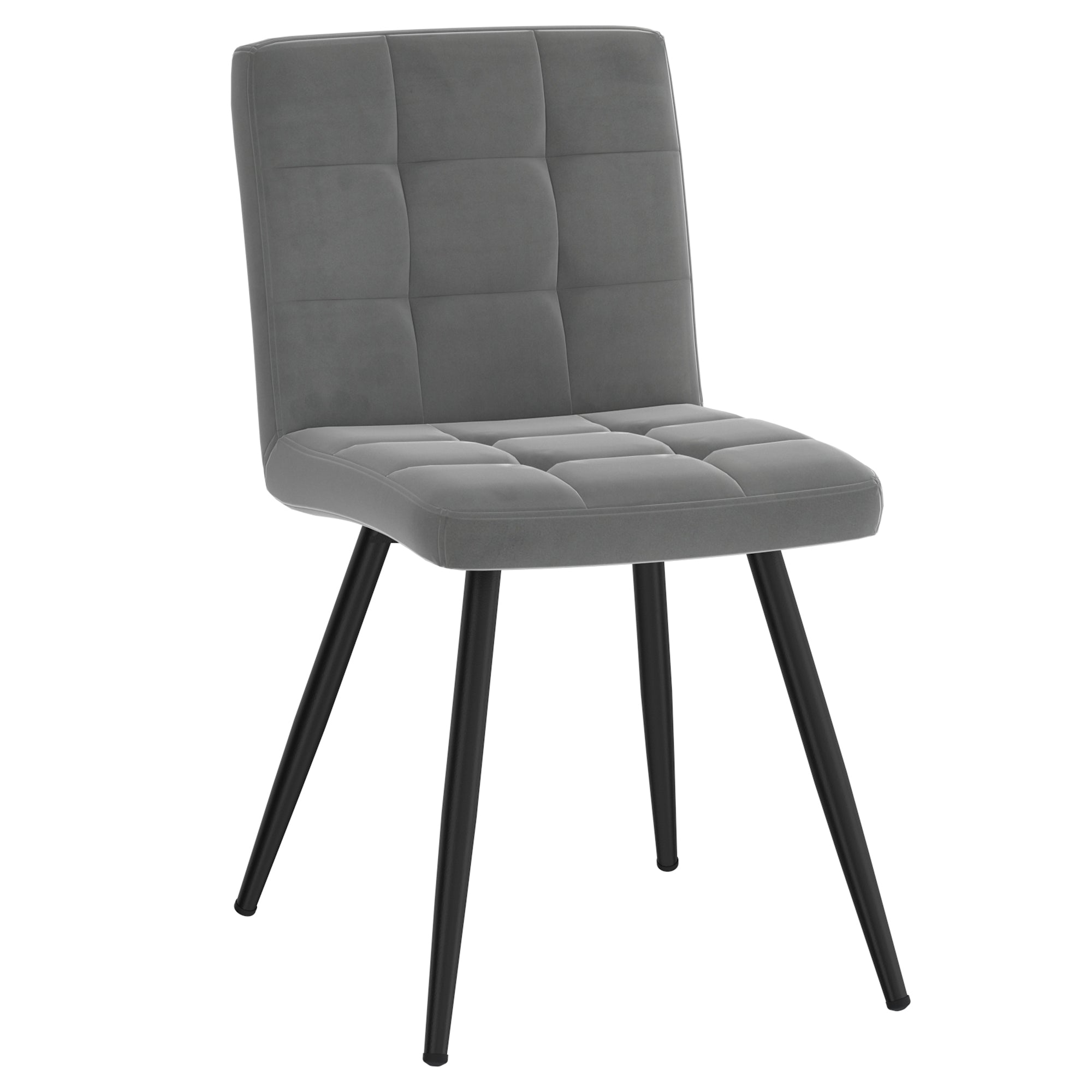 Suzette Side Chair - Grey