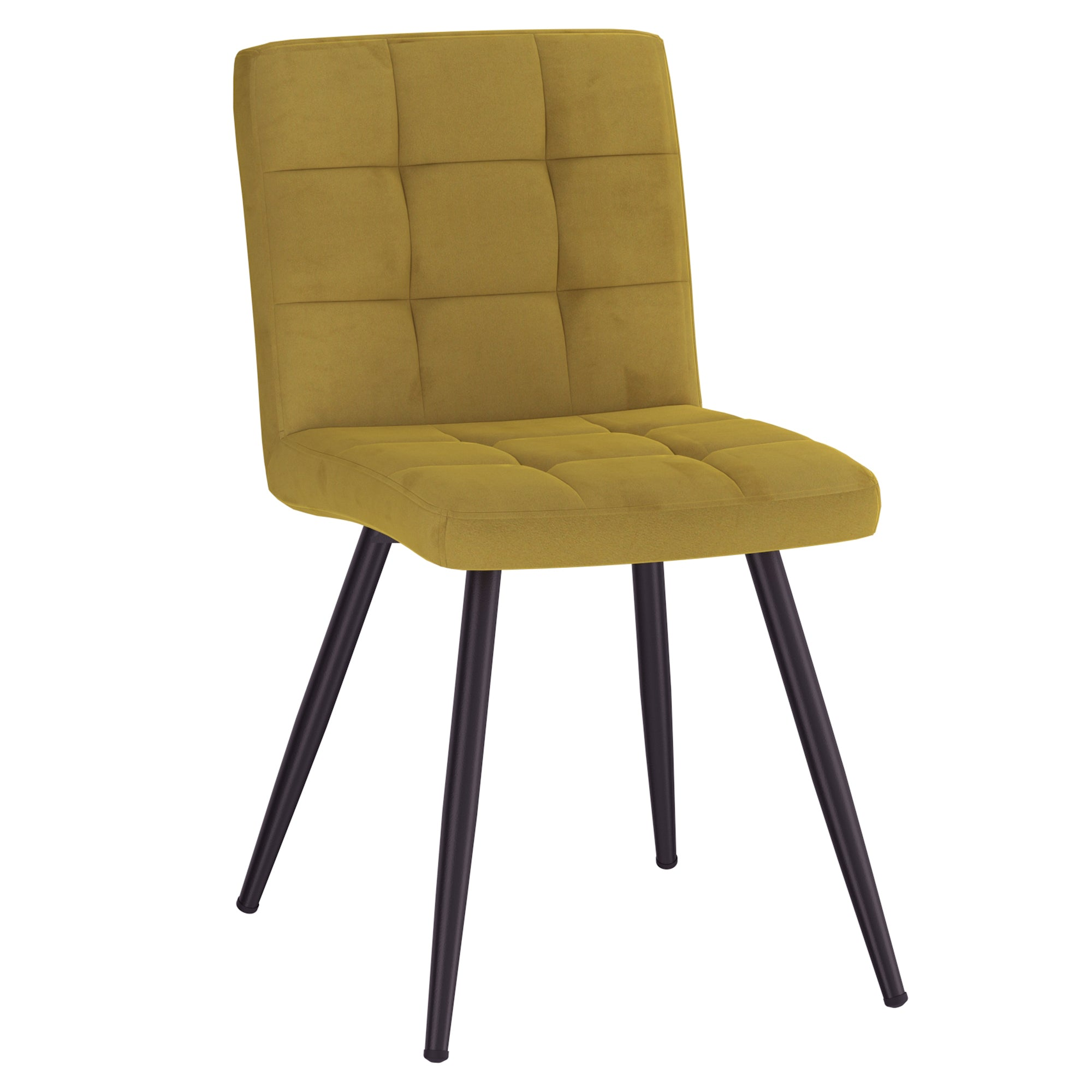 Suzette Side Chair - Mustard