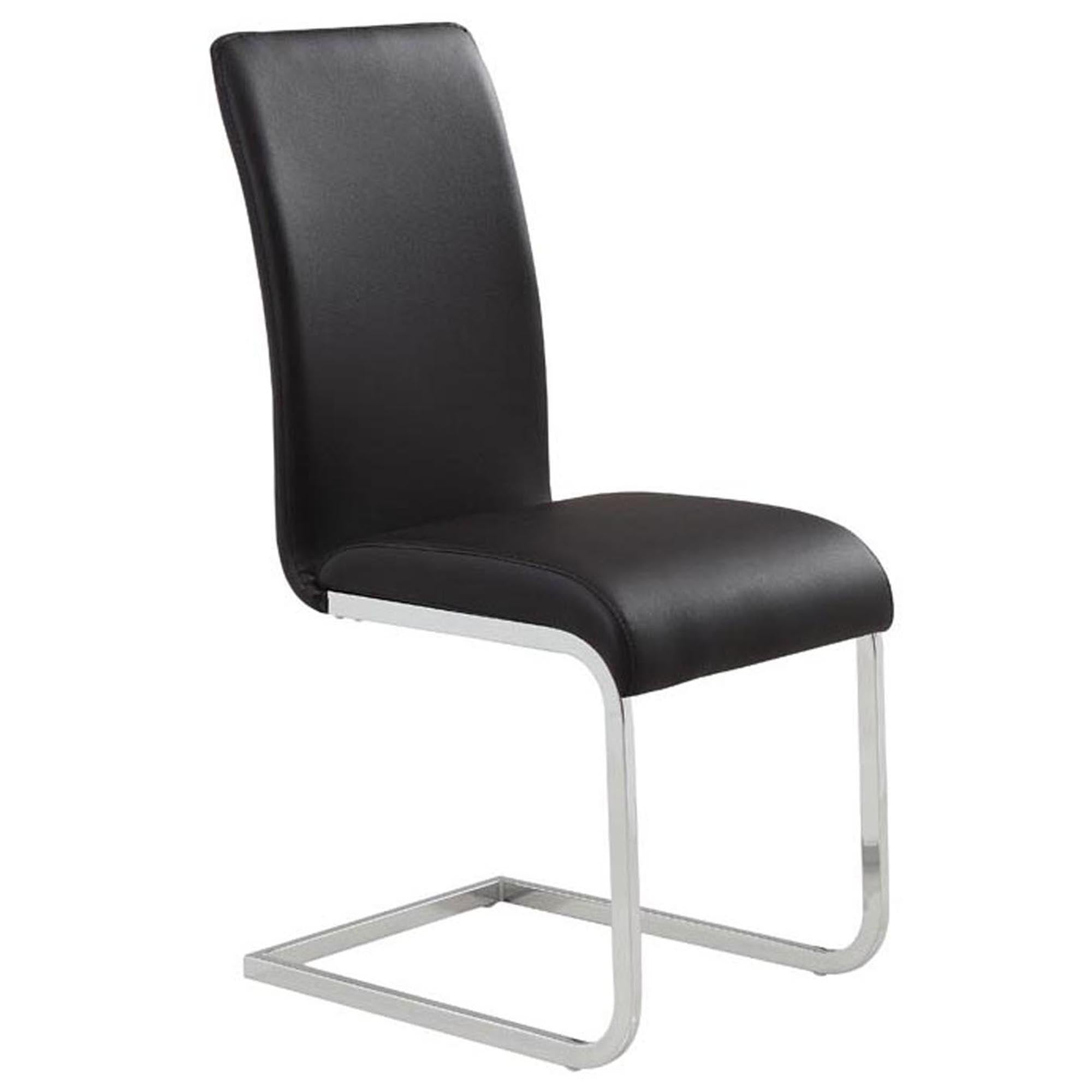 Maxim Dining Chairs - Black