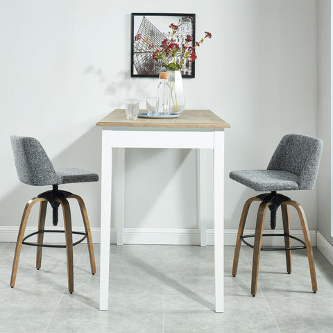 Milo Adjustable Stool - Grey