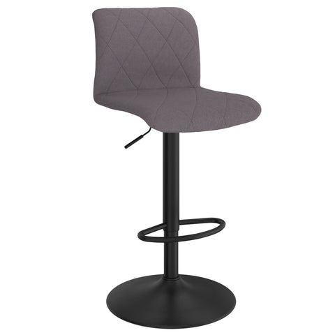 Jimy Air Lift Stool - Grey