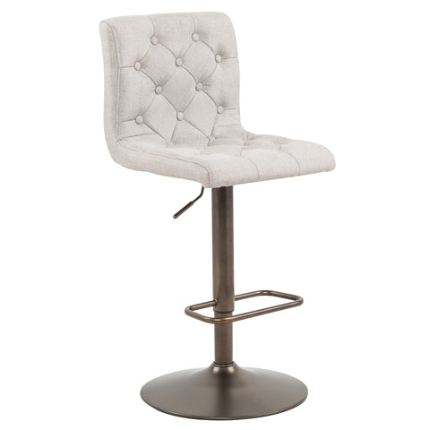 Alexa Air Lift Stool - Beige