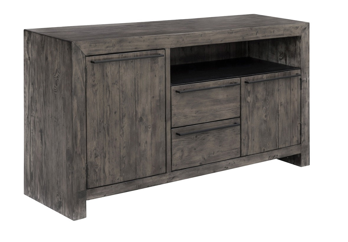 New York Modern Sideboard - Ash Grey