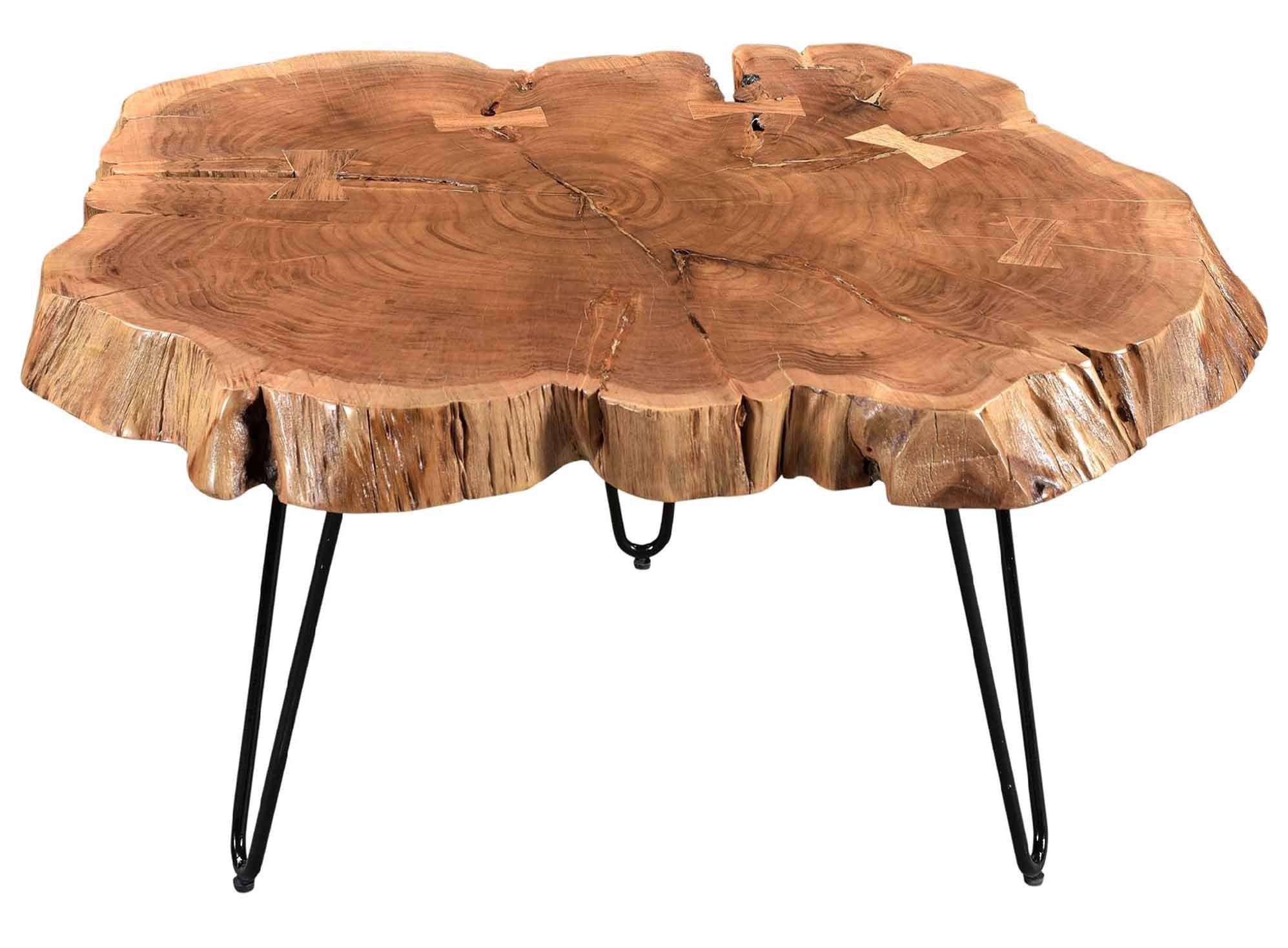 Nila Coffee Table in Natural