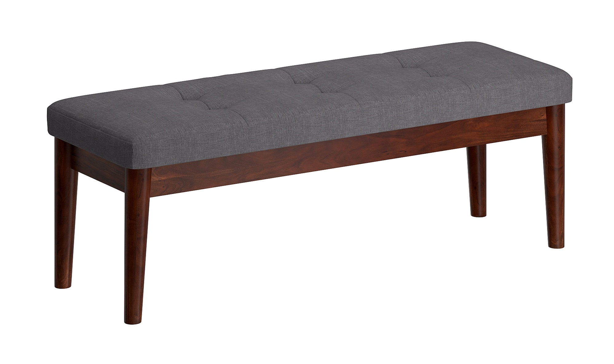 Leanne Bench in Grey