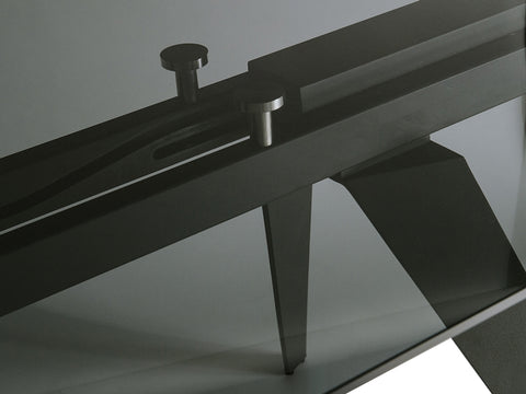 Noire Black Dining Table