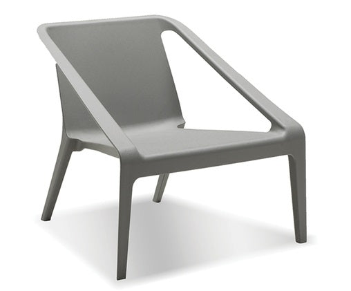 Yumi Occasional Chair - Grey