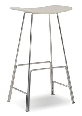 Canaria Bar Stool - White