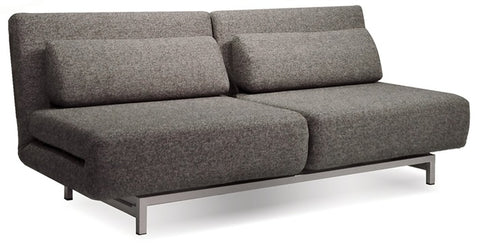 #SALE! Queen Iso Motion Sleeper Sofa - Charcoal