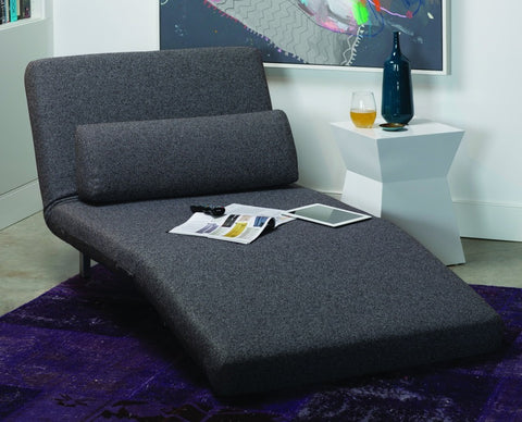 #SALE! Iso Motion Sleeper Chair - Charcoal